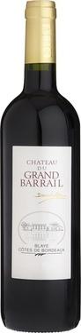 Magnum Blaye Chateau Du Grand Barrail 2016