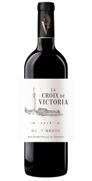 Haut Medoc 2nd Vin Croix De Victoria 2014