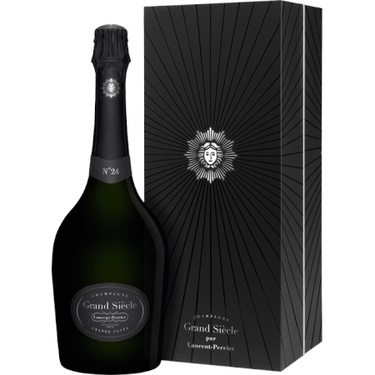 Champagne Brut Cuvee Grand Siecle Iteration 24 Laurent Perrier