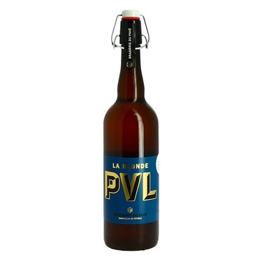 Biere France Nord Brasserie Du Pave Pvl Blonde 75cl 6.5%