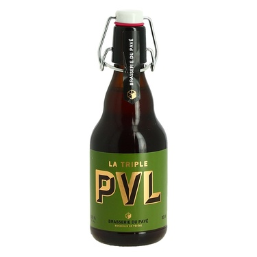 Biere France Nord Brasserie Du Pave Pvl Triple 33cl 8.5%