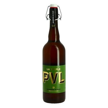 Biere France Nord Brasserie Du Pave Pvl Triple 75cl 8.5%