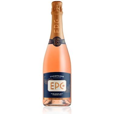 Champagne Rose Brut 1er Cru Epc
