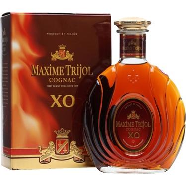 Cognac Maxime Trijol Xo Carafe Etui 40% 70cl