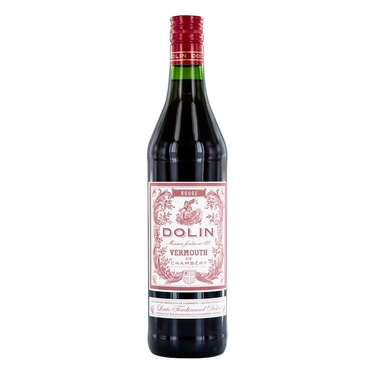 Vermouth De Chambery Rouge Dolin 16% 75cl